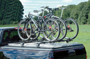 Bike Racks For Truck Top with optional bike rack